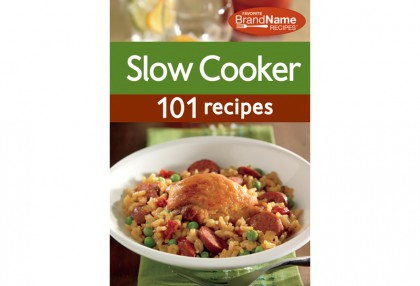 Slow Cooker: 101 recipes