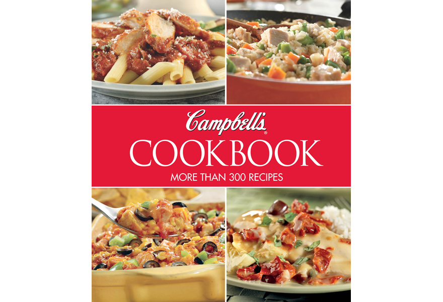 Beautiful Campbellu0027s Cookbook