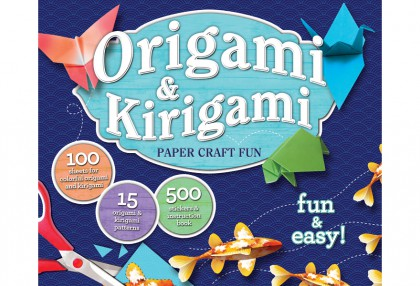 Origami and Kirigami Kit