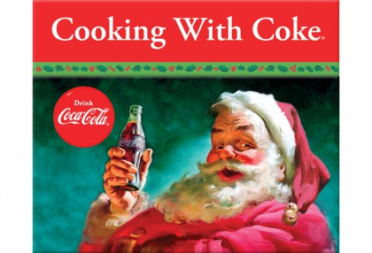 Cooking with Coke Recipe Box