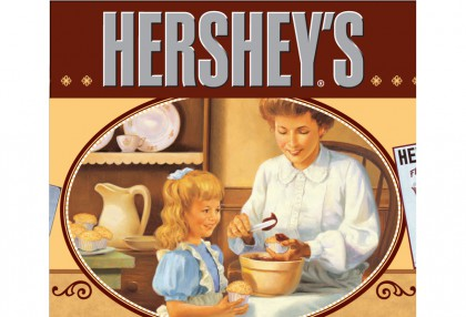 Hershey's Recipe Card Tin