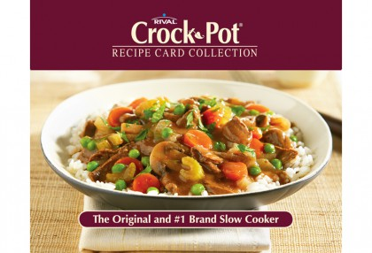 Crock-Pot Recipe Collection Tin