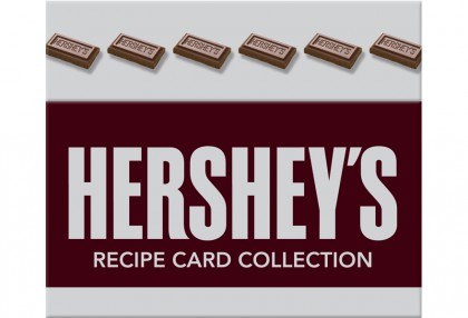 Hershey's Recipe Card Collection Tin