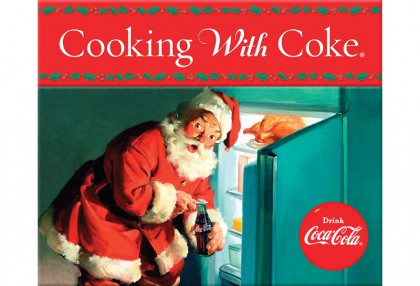 Cooking with Coke Recipe Tin