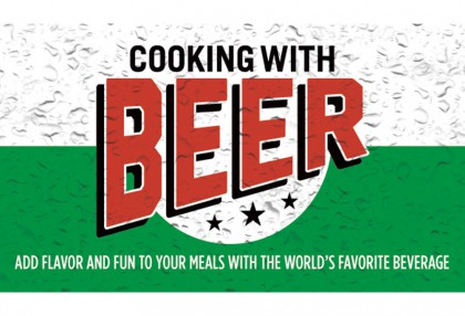 Cooking with Beer Recipe Tin