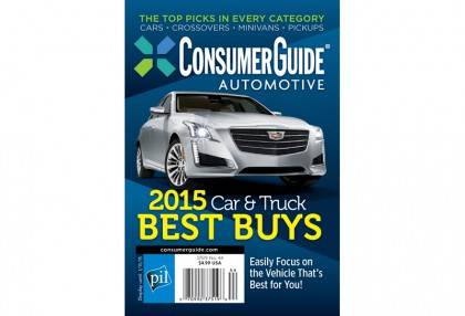 Consumer Guide 2015 Car & Truck Best Buys