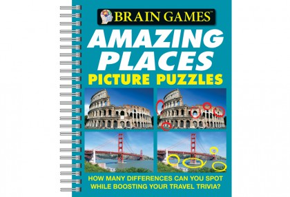 Amazing Places Picture Puzzles