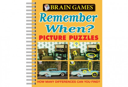 Remember When? Picture Puzzles