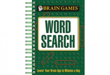 Brain Games Mini: Word Searches