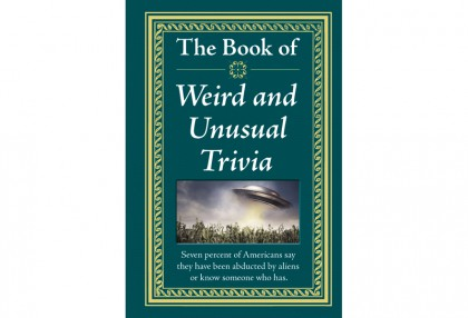 Book of Weird and Unusual Trivia