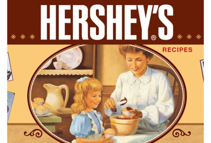 Hershey's Recipes Tin