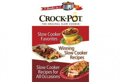 3 Books in 1: Crock-Pot Slow Cooker Favorites, Winning Slow Cooker Recipes, Slow Cooker Recipes for All Occasions