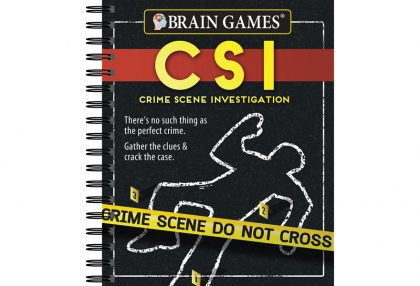 Brain Games CSI